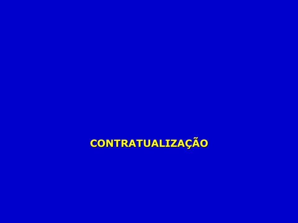 CONTRATUALIZAÇÃO