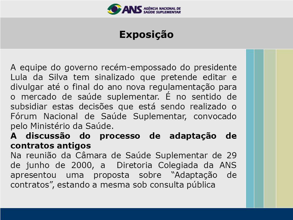 A equipe do governo recém-empossado do presidente Lula da Silva tem sinalizado que pretende editar e divulgar até o final do ano nova regulamentação p