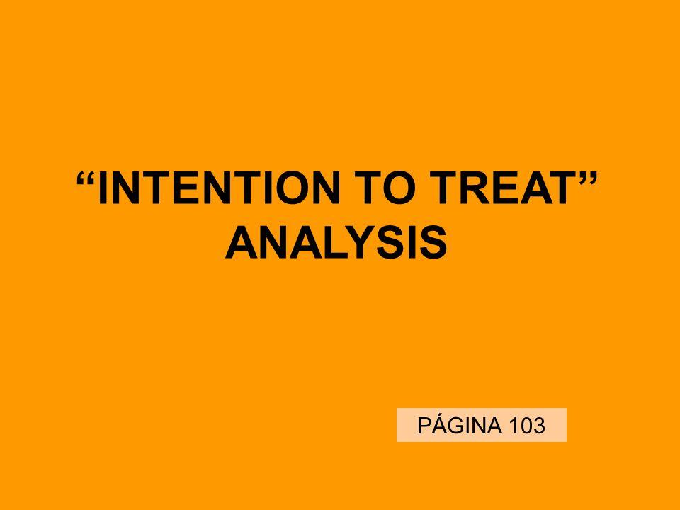 INTENTION TO TREAT ANALYSIS PÁGINA 103