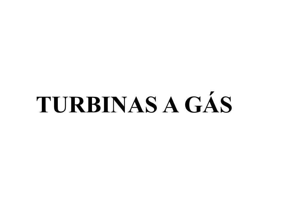Sistema de freio utilizando o ar de Bypass TURBINAS A GÁS - CLASSIFICAÇÃO