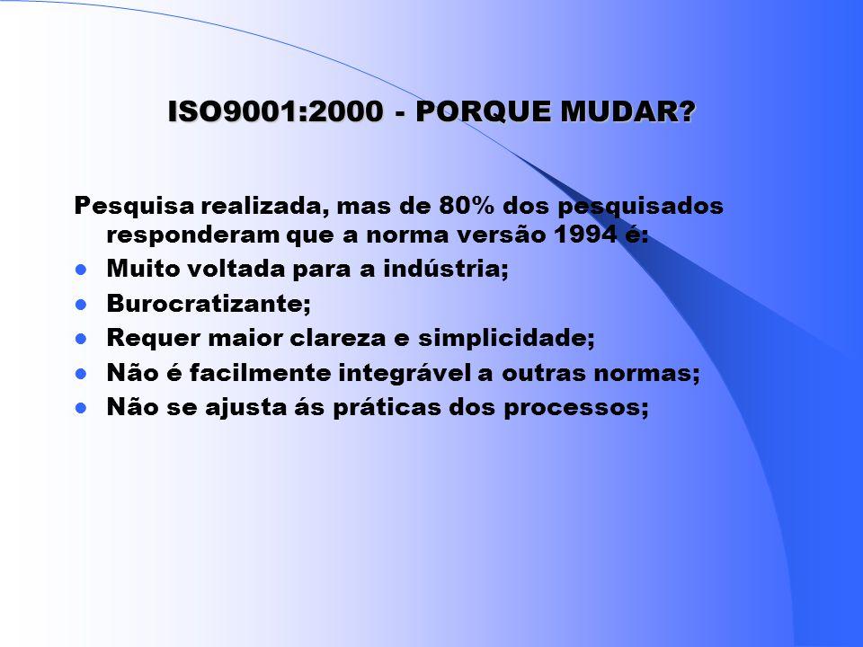 CRESCIMENTO DA CERTIFICAÇÃO ISO-9000 NO BRASIL