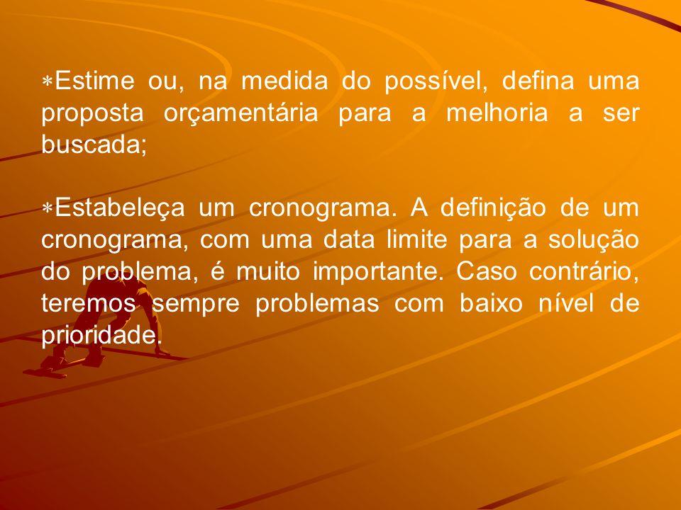 Passo 2: Observação: Investigar as características específicas do problema com uma visão ampla e sob vários pontos de vista ou, em suma, conhecer melhor o problema.