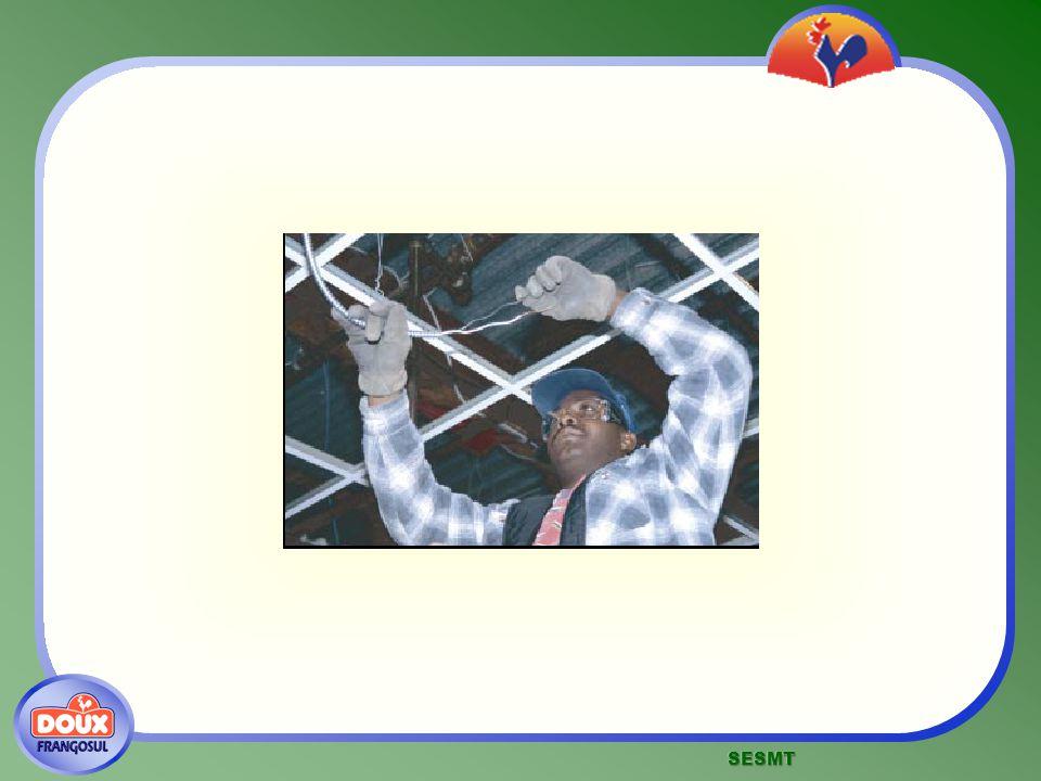 Seção 1 Eletricidade É Perigosa Sempre que você trabalha com ferramentas de poder ou em circuitos elétricos lá é um risco de perigos elétricos, choque especialmente elétrico.
