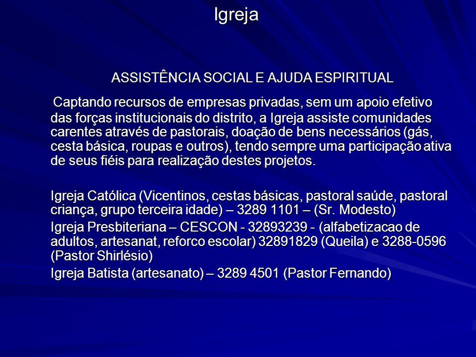 ASSISTÊNCIA SOCIAL E AJUDA ESPIRITUAL ASSISTÊNCIA SOCIAL E AJUDA ESPIRITUAL Captando recursos de empresas privadas, sem um apoio efetivo das forças in