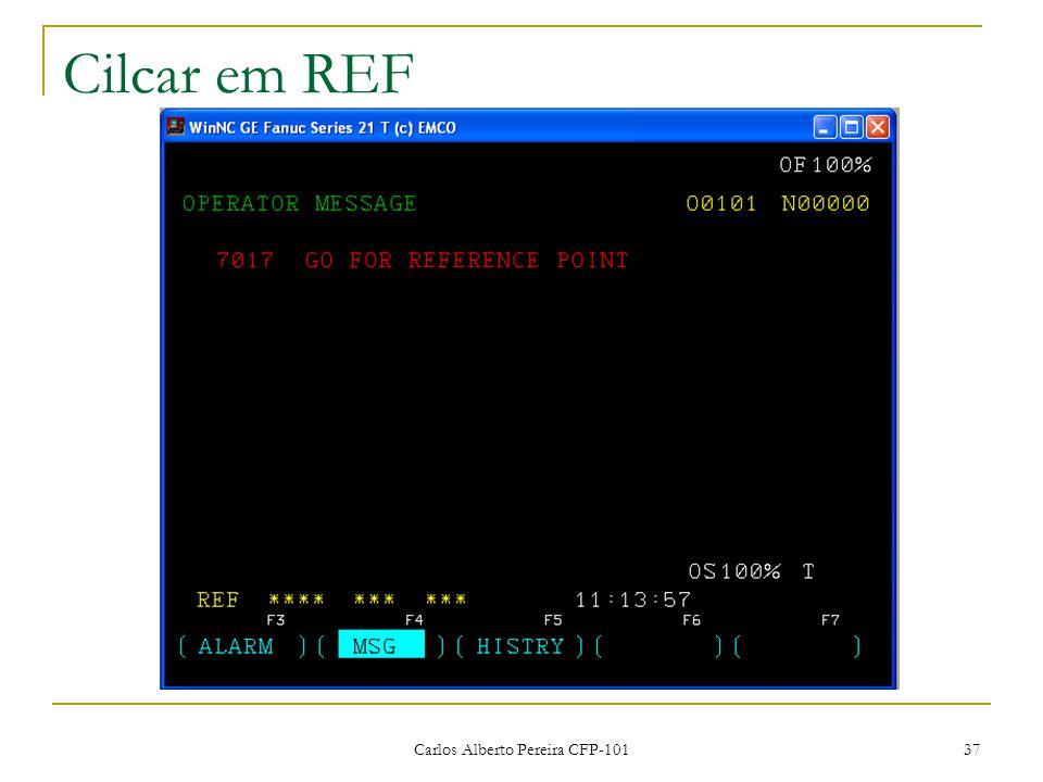 Carlos Alberto Pereira CFP-101 37 Cilcar em REF