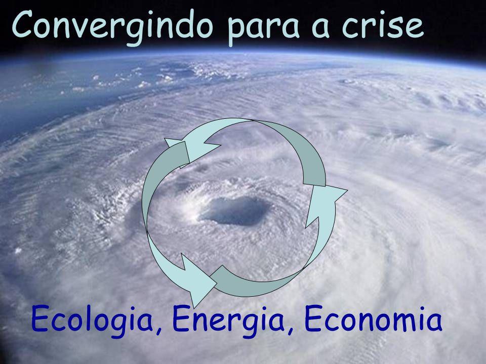 2 Ecologia, Energia, Economia Convergindo para a crise