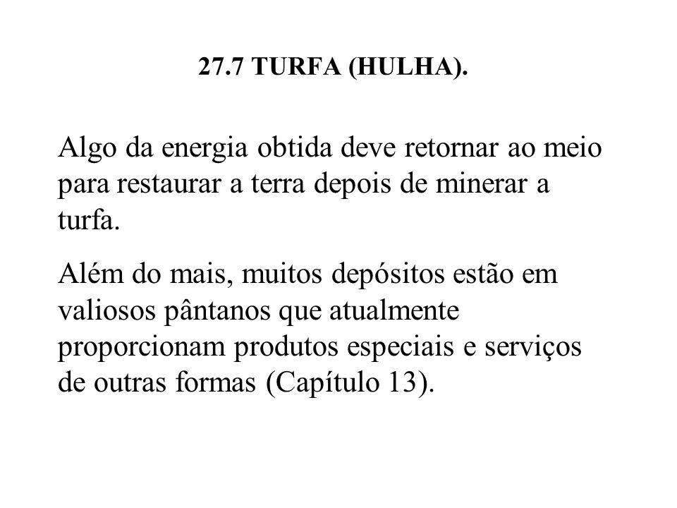 27.7 TURFA (HULHA).