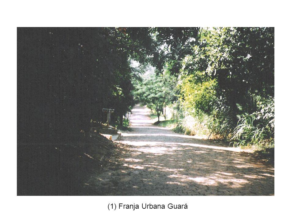 (1) Franja Urbana Guará