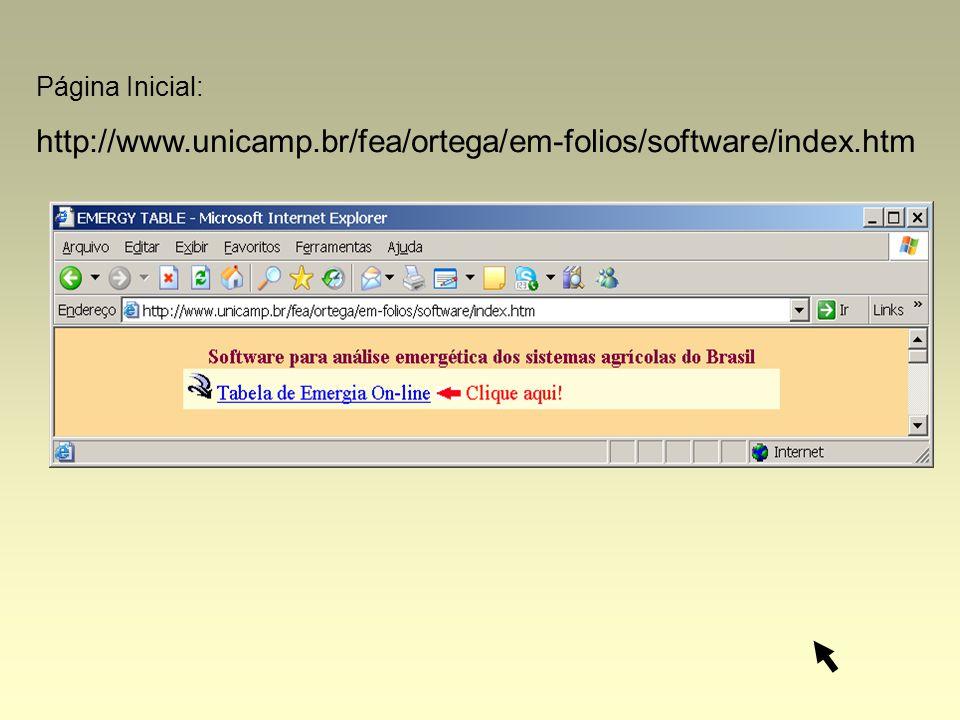 Apagar análise – Neste item o usuário pode apagar do banco de dados a análise que acabou de abrir.