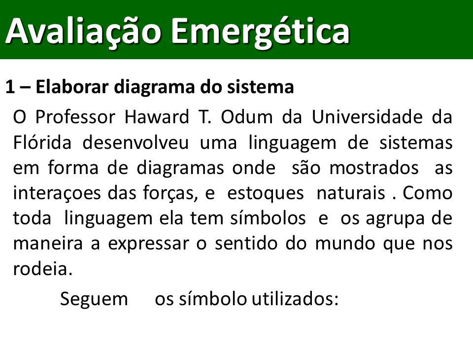 O Professor Haward T.