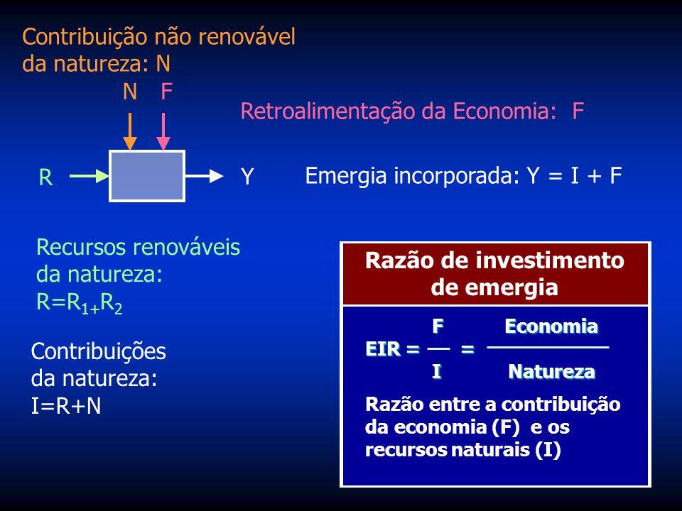 Diagrama resumido tradicional Serviços Deposito ou estoque interno (limitado) Sumidouro de Energia Fonte de energia externa limitada Materiais Produto