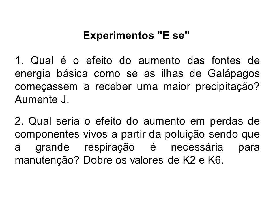 Experimentos E se 1.