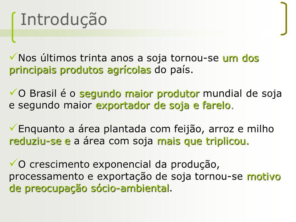 Os métodos de avaliação foram eficientes para descrever o desempenho econômico, social e principalmente ambiental do ciclo de vida da soja.