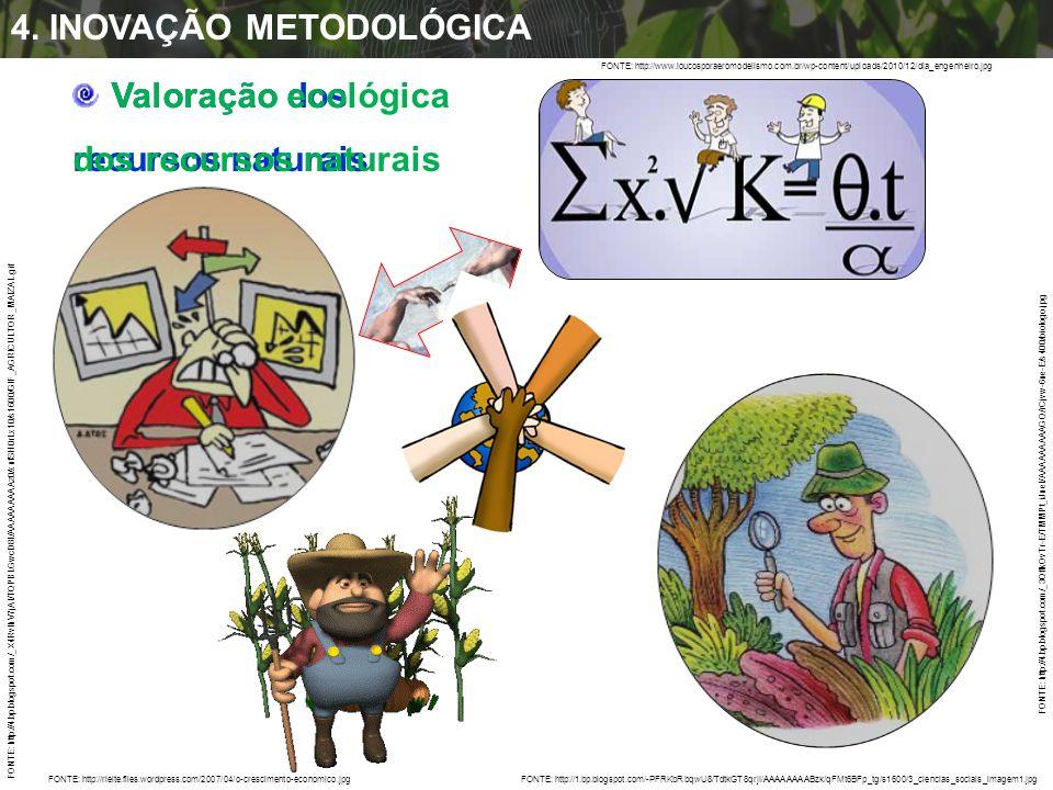 4. INOVAÇÃO METODOLÓGICA FONTE: http://rleite.files.wordpress.com/2007/04/o-crescimento-economico.jpg FONTE: http://www.loucosporaeromodelismo.com.br/