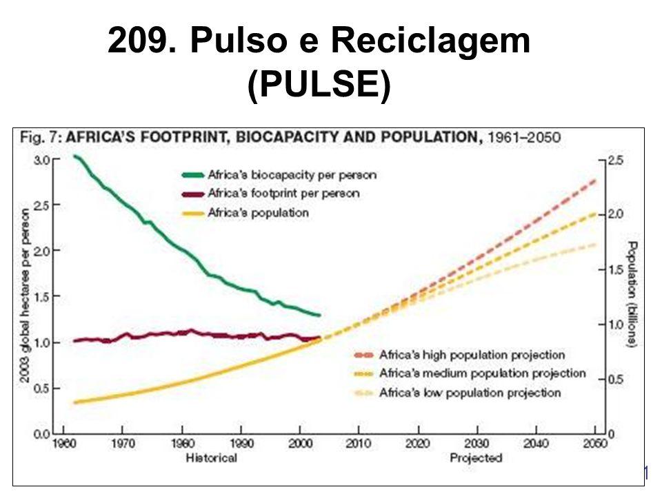 1 209. Pulso e Reciclagem (PULSE)