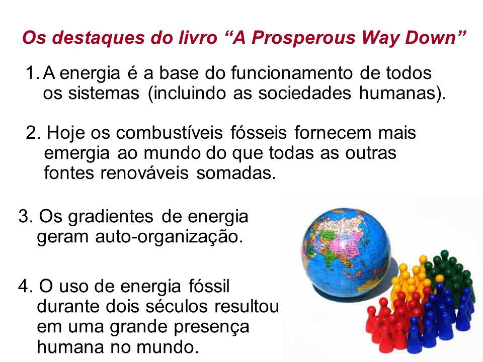 36 Os destaques do livro A Prosperous Way Down 3.