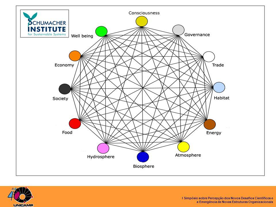 I Simpósio sobre Percepção dos Novos Desafios Científicos e a Emergência de Novas Estruturas Organizacionais