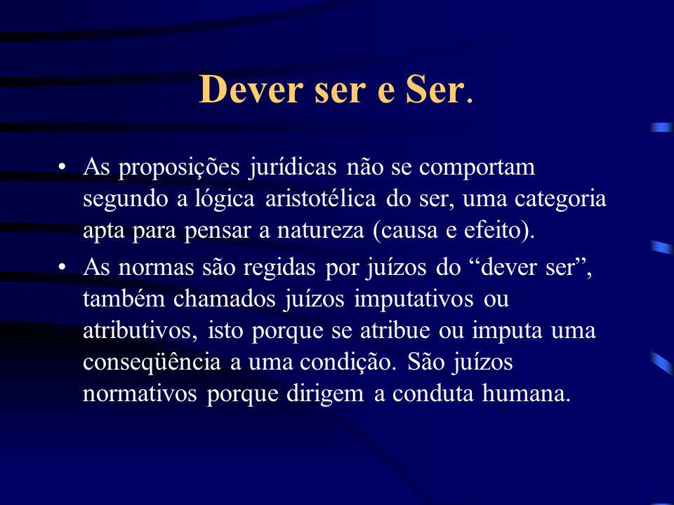 Dever ser e Ser. Hans Kelsen. Pensador jurídico e político austríaco (Praga, 1881 - Berkeley, Califórnia, 1973). Kelsen parte da distinção kantiana en