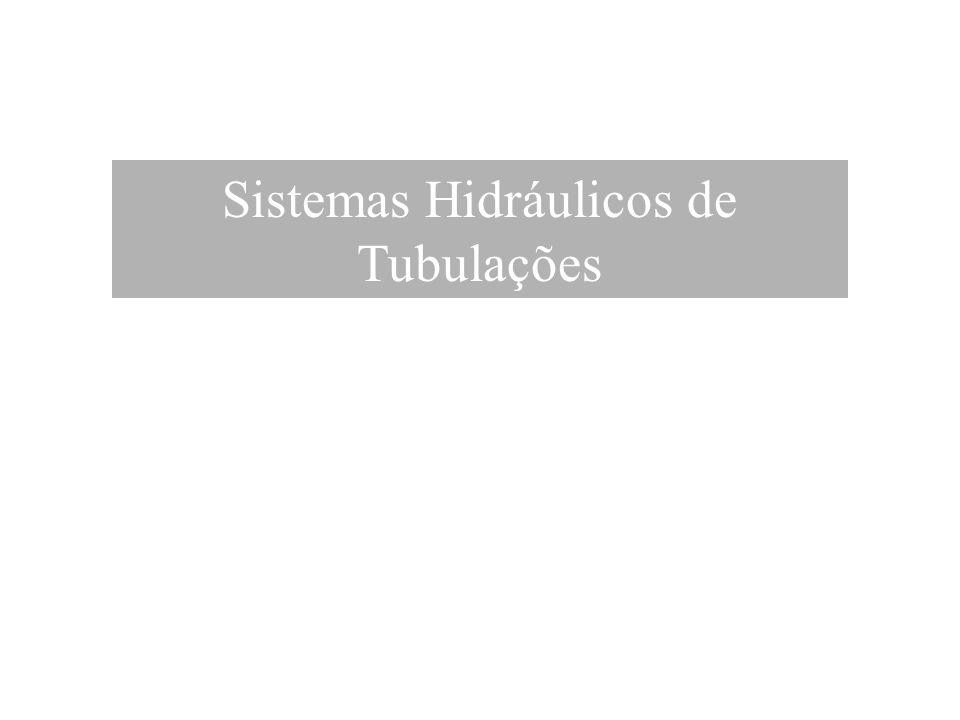 Sistemas Hidráulicos de Tubulações