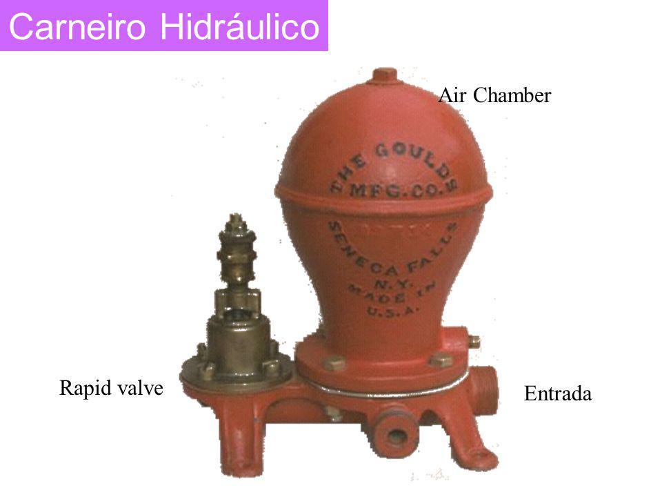 Entrada Rapid valve Air Chamber