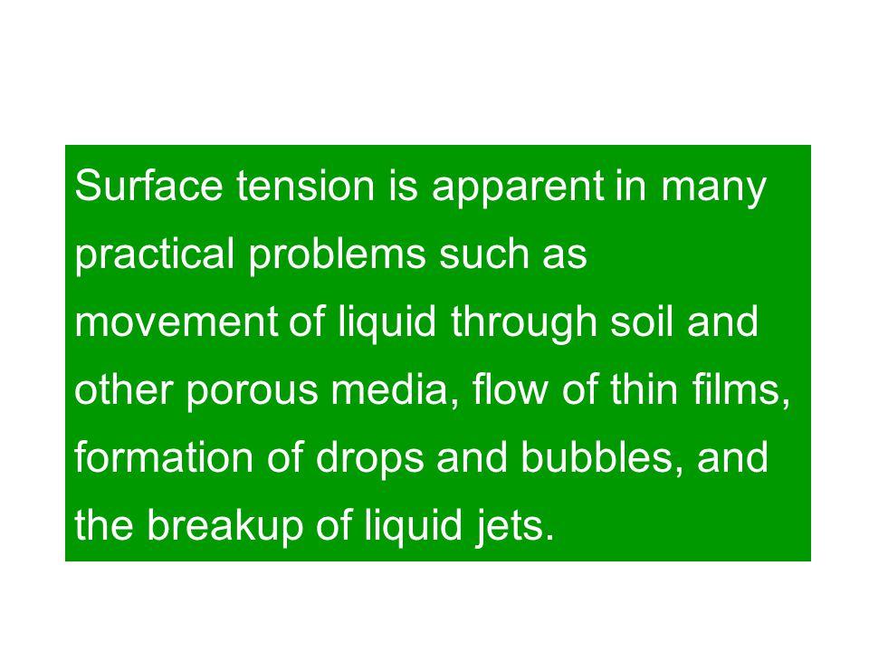 Exemplo No seu primeiro dia na Jacto Produtos Agrícolas o Diretor de Engenharia solicitou que a vc o calculo da pressão nas gotículas de raio 12  m a temperatura da água a 20 0 C no novo modelo Columbia?
