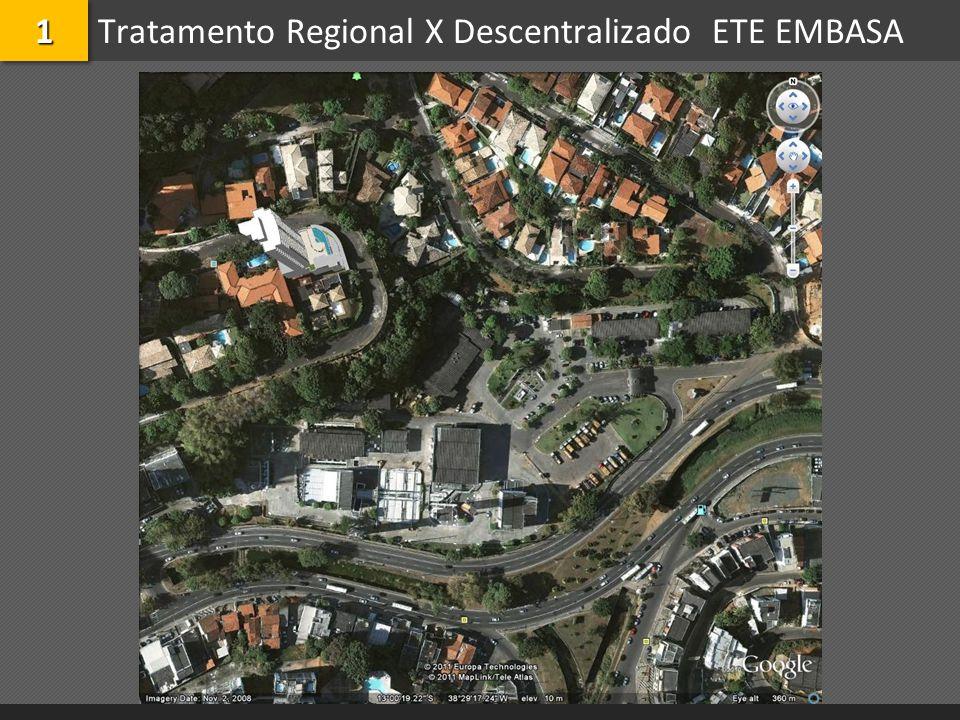 Tratamento Regional X Descentralizado ETE EMBASA11