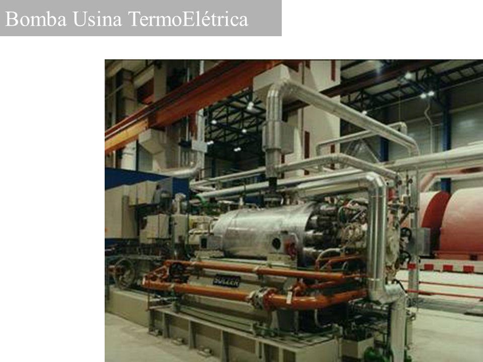 Bomba Usina TermoElétrica