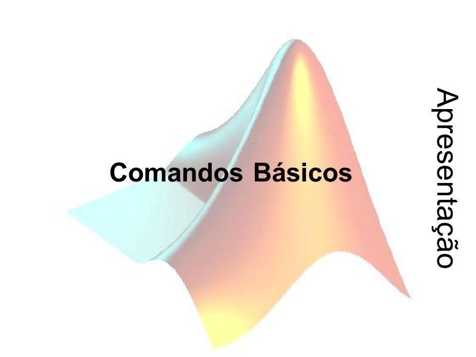 Apresentação Comandos Básicos