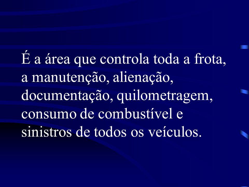 A frota da SESA possui hoje 1.092 ( um mil e noventa e dois ) veículos em todo o estado do Paraná.