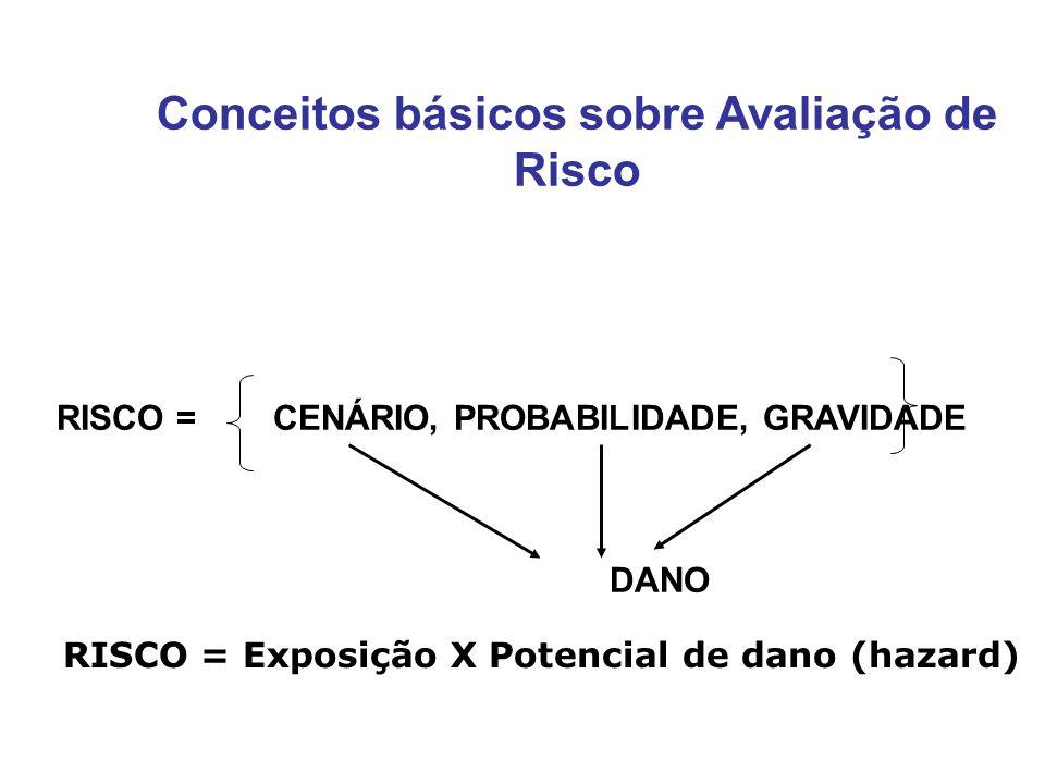 Paradigmas da Higiene Ocupacional: Medidas de controle Hierarquia das medidas de controle Eliminação do risco (substituição do processo ou material) Controle da fonte (emissão) Controle na trajetória Controle no Indivíduo