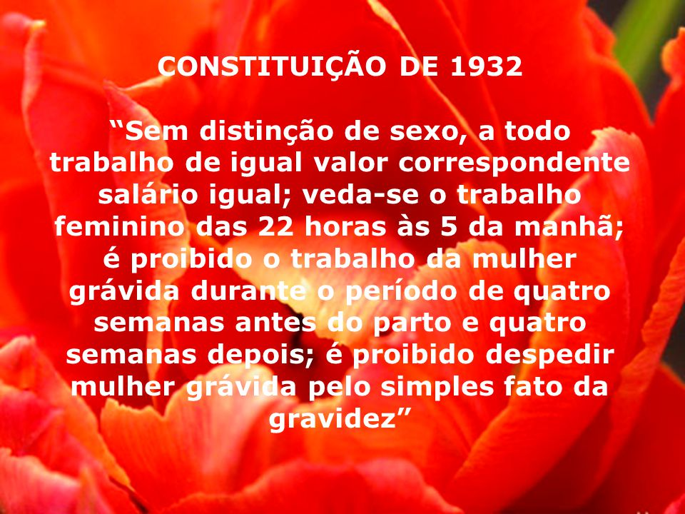 CONSOLIDAÇÃO DO SISTEMA CAPITALISTA Mudanças na produção e na organização do trabalho feminino.