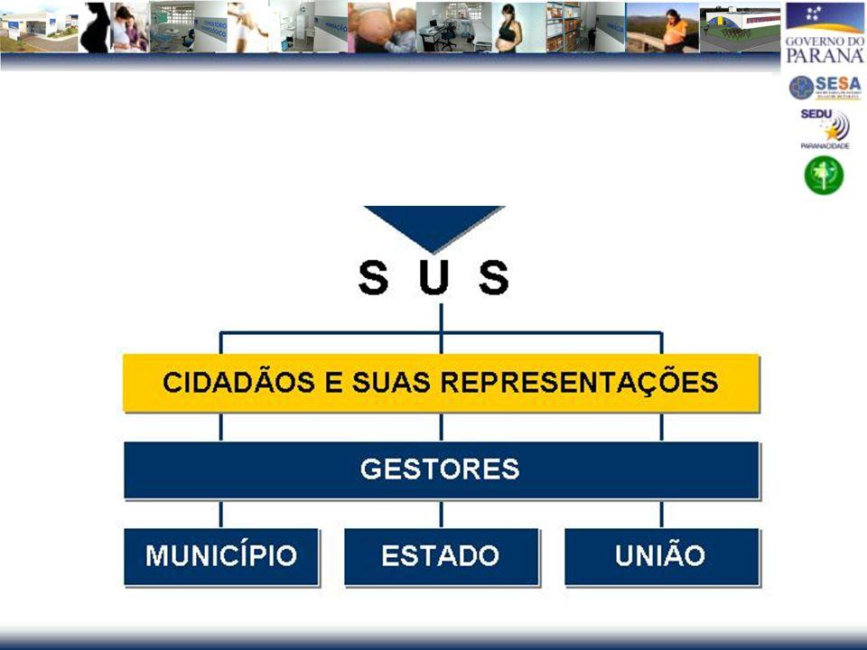 IMPLANTAÇÃO NO ESTADO: Em 2009 o Paraná entra na 3ª Etapa de Implantação das Unidades:  1ª Etapa: 64 Unidades  2ª Etapa: 81 Unidades  3ª ETAPA: 150 Unidades