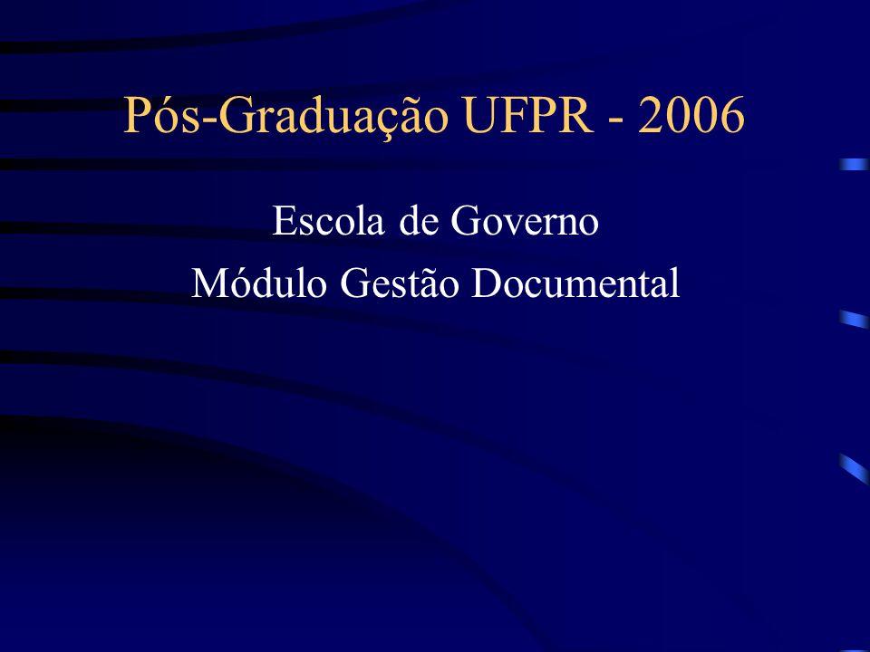 TREINAMENTO PRÁTICO ARQUIVO PÚBLICO (ESCOLA DE GOVERNO): Teoria CARTILHA DA COMISSÃO DA SESA: Prática
