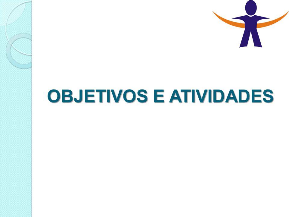 OBJETIVOS E ATIVIDADES
