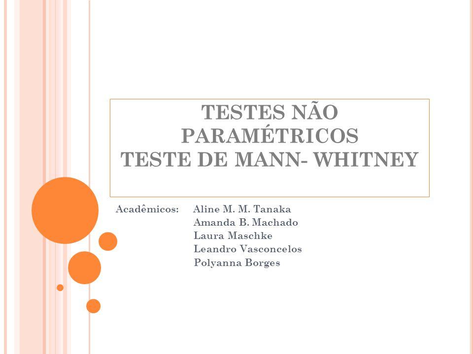 Grupos (Belo Horizonte) Escore Placebo6; 33; 21; 26; 10; 29; 33; 29; 37; 15; 2; 21; 7; 26; 13.