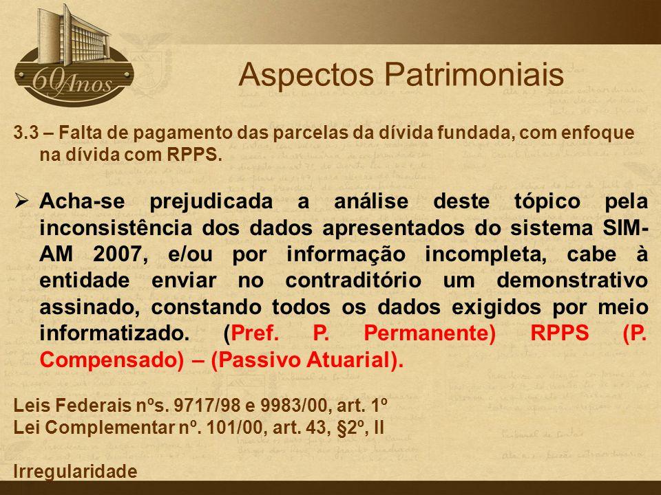 Outros Aspectos Instrução Normativa n.11/2007-TC SUBVENÇÕES SOCIAIS Art.