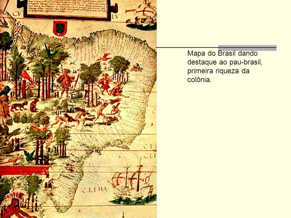 A União Ibérica 1580-1640 Durante a União Peninsular não houve fusão dos territórios nacionais nem coloniais O Brasil passou ao domínio espanhol Embora não tenha desaparecido a Linha de Tordesilhas, a União estimulou expedições pelo interior da América do Sul, que partiam do lado português em direção ao lado espanhol Durante a União o Brasil foi alvo de constantes invasões estrangeiras
