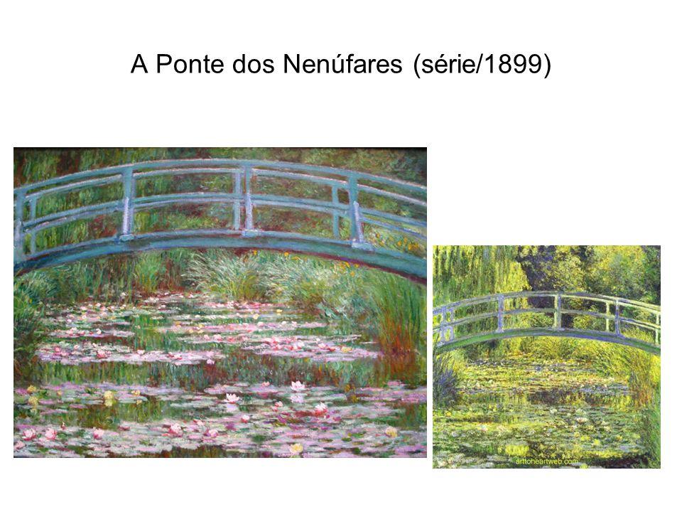 A Ponte dos Nenúfares (série/1899)