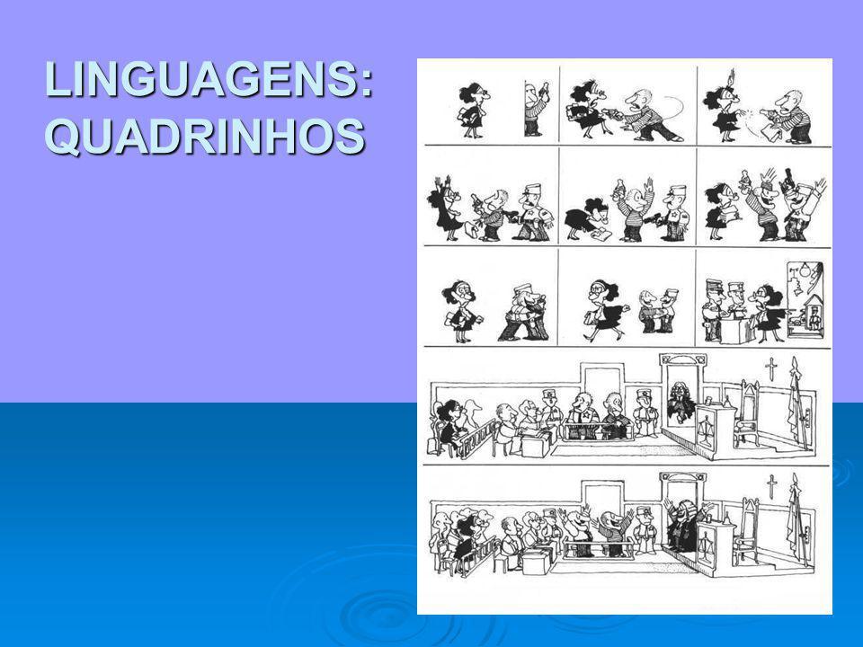 "LINGUAGENS: CHARGE ""Rio Balavilha"""