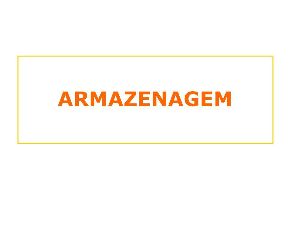 ARMAZENAGEM