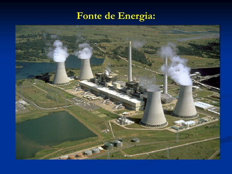 Fonte de Energia: