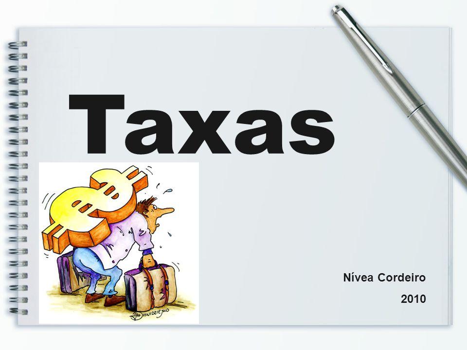 Taxas Nívea Cordeiro 2010