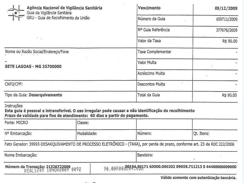 TÍTULO IV Taxas Art.77.