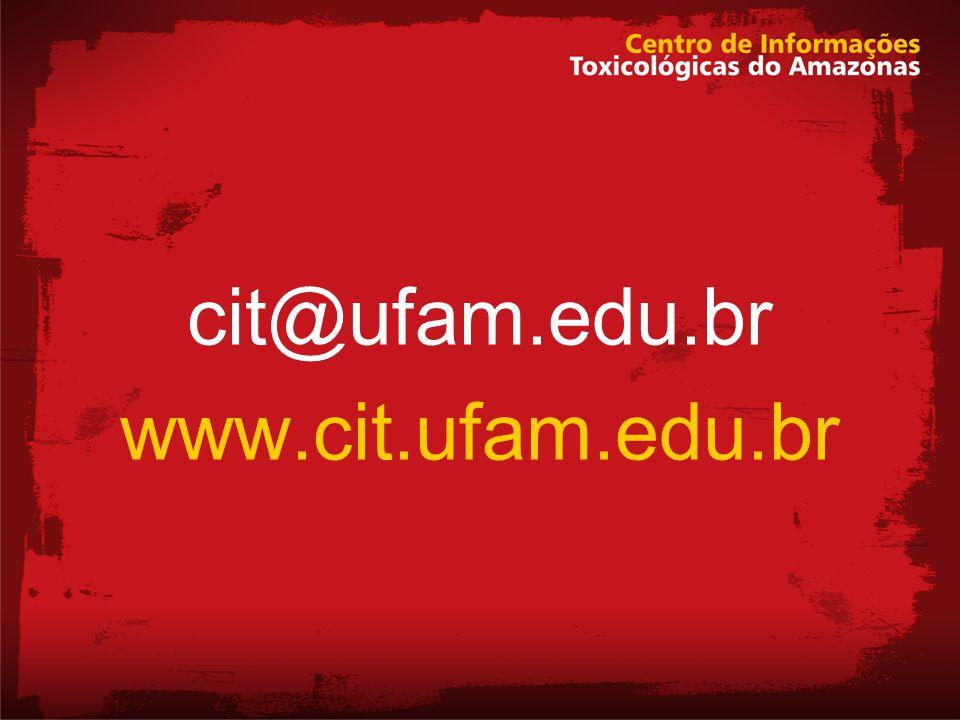 cit@ufam.edu.br www.cit.ufam.edu.br