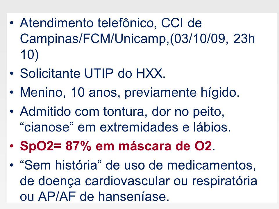 Dapsona: Considerações farmacológicas Meia vida 10-50 h (média ~ 28 + 3 h); VD ~ 1,5 ± 0,5 L/kg; excreção urinária ~ 15%; clearance (ml/min) ~ 0,64 ± 0,18; ligação protéica/plasmática (%), ~ 73 ± 1 circulação entero-hepática