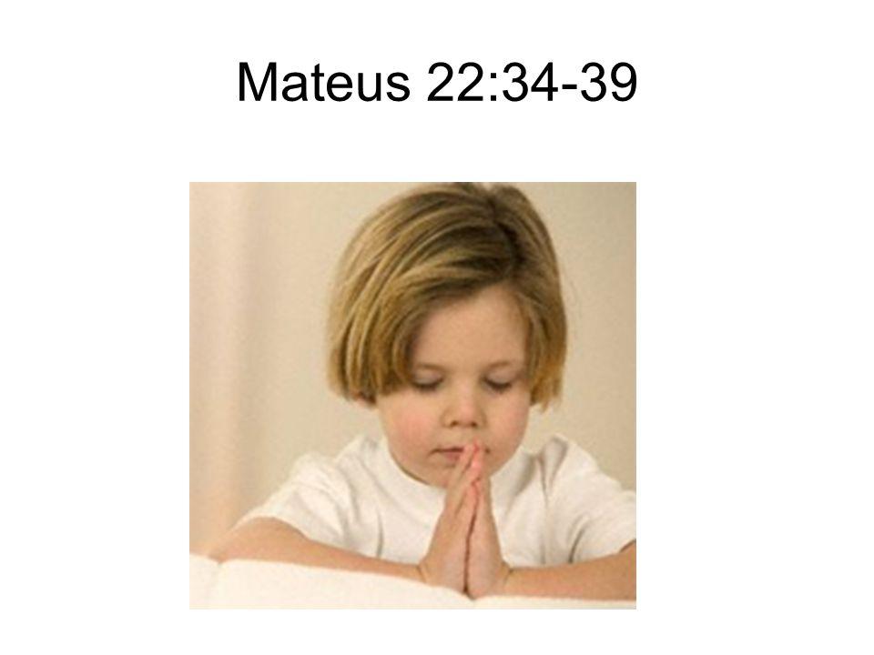 Mateus 22:34-39