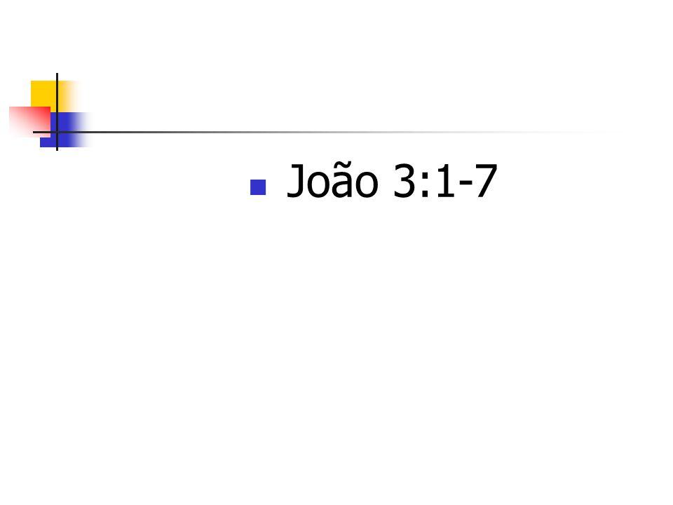 João 3:1-7