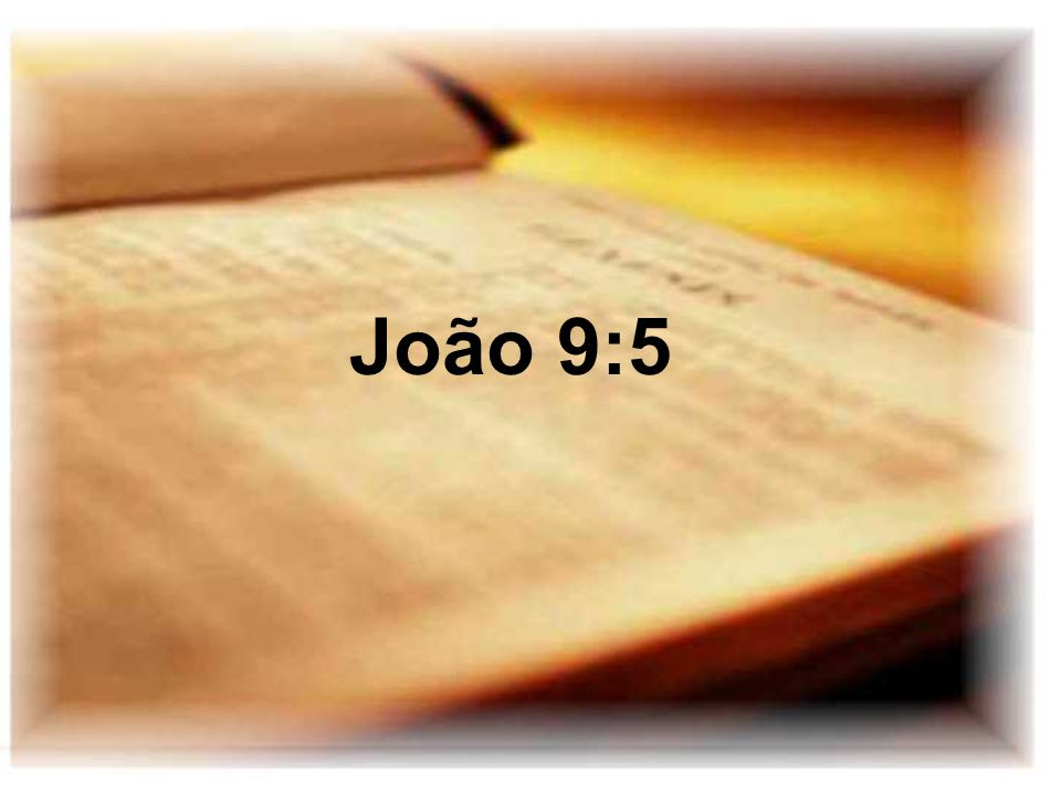 João 9:5