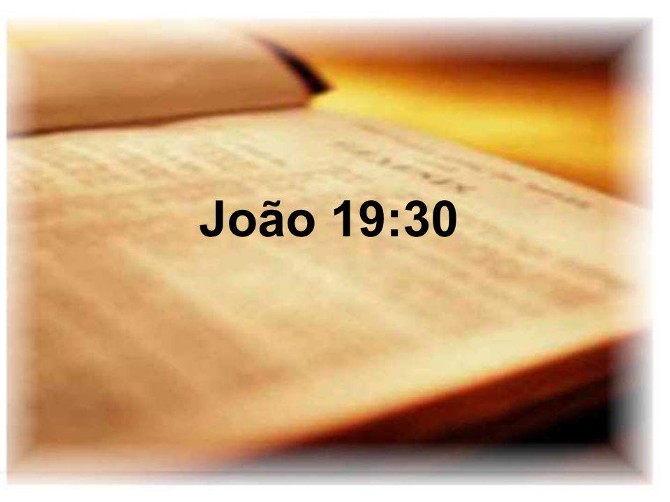 João 19:30