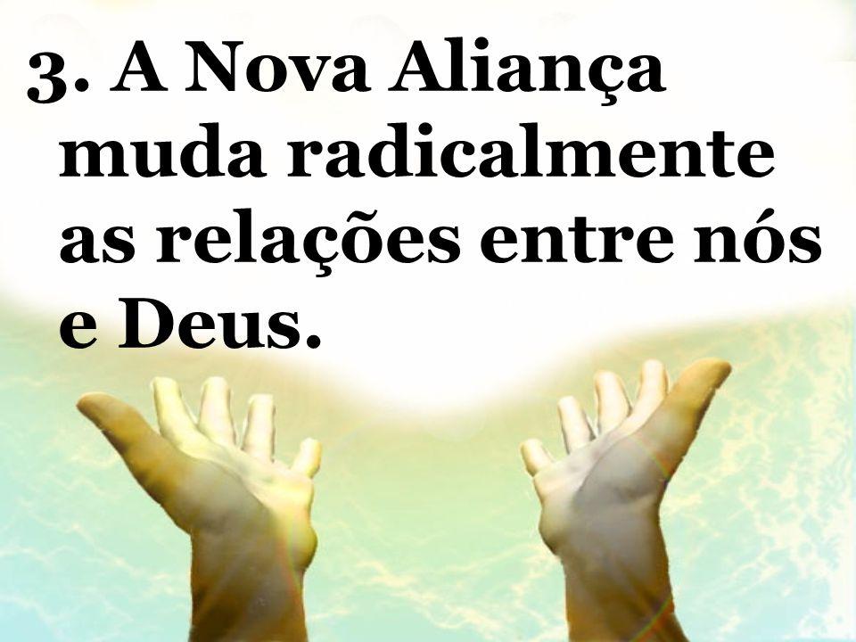 4. A Ceia do Senhor tem como o propósito preservar a nova Aliança.